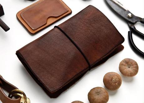 Wallet Clutch ダークブラウン