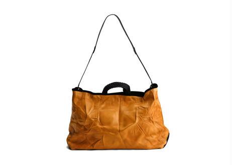#SH050  Big Tote Leather Shoulder Bag