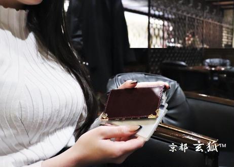 瑞雲-zuiun-  (スライドカードケース)