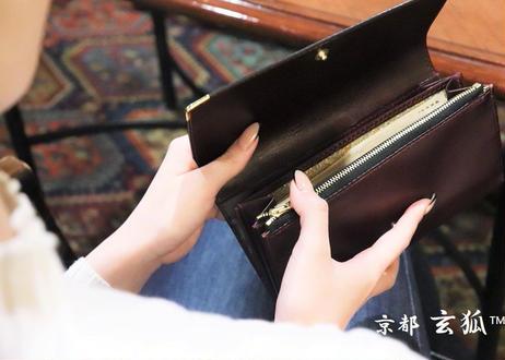 彩鳳-saihou- (レディースロングウォレット)【受注生産】