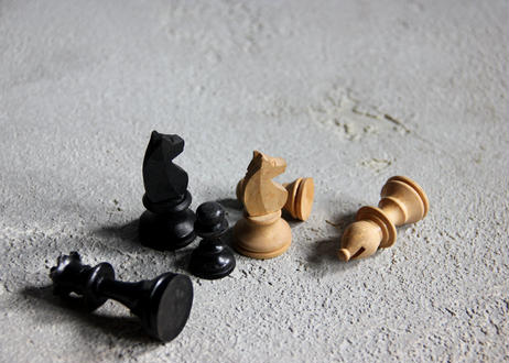Antique chess 01