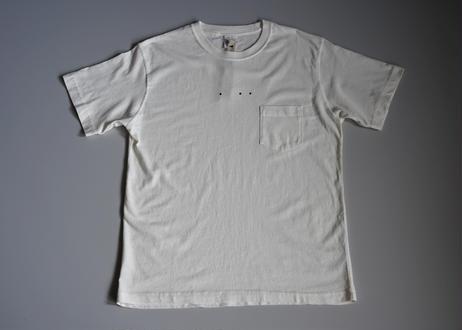 Original t-shirt white Lsize 5029-1