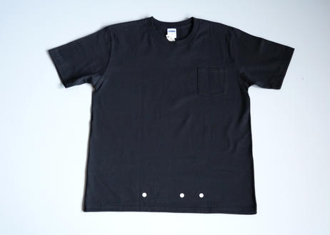 Original t-shirt black Lsize MS1145