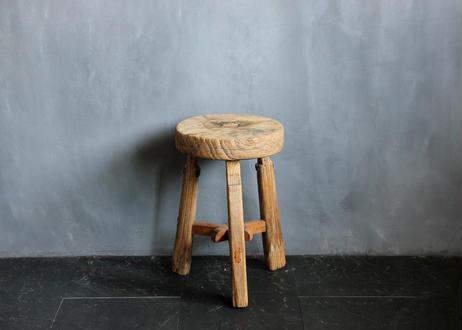 Wood stool