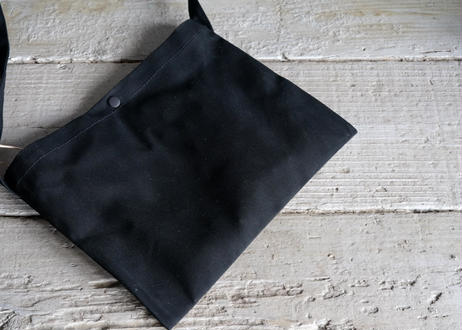 BLA:NC BAG sakosshu  black 01 A