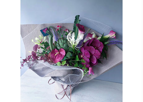 FRESH FLOWER BOUQUET L