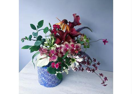 FRESH FLOWER BOUQUET M