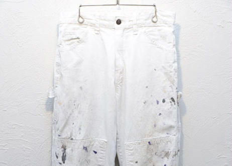 Dickies white painter  pants