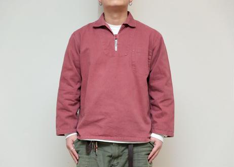 Cotton pullover shirt