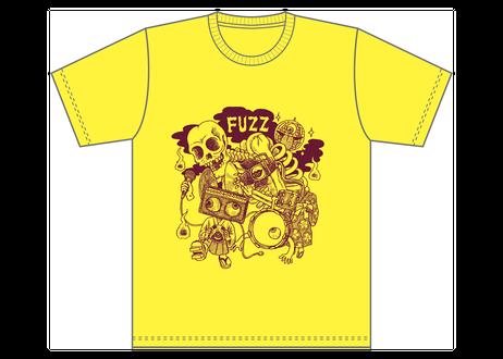 NEW FUZZ  Tシャツ イエロー