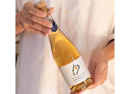 【正規取引店】湯浅ワイナリー勹果(ほうか)紀州南高梅&白ワインスパークリング
