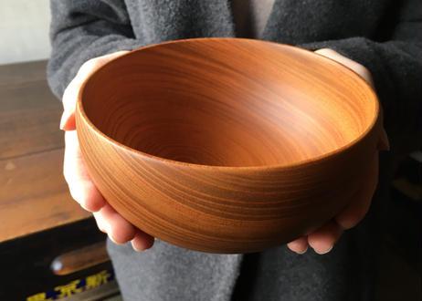 薗部産業/めいぼく椀 ボウル/15cm