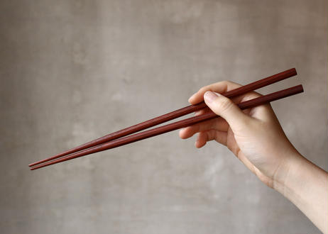 OTA MOKKO/木片 菜箸/パープルハート
