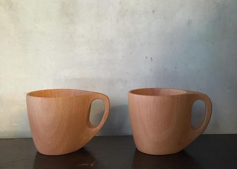クラフト木の実/コーヒーカップ