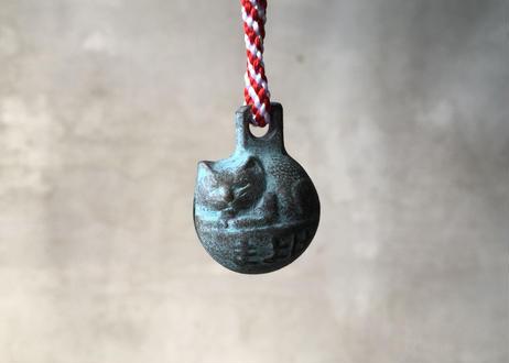 柏木美術鋳物研究所/まよけ猫鈴