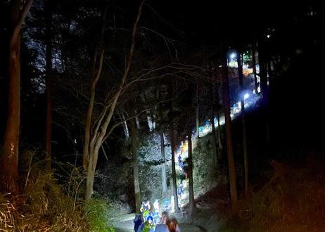 11月6日(土) 山本健一TRAILS「南八ヶ岳ナイトバーティカル」