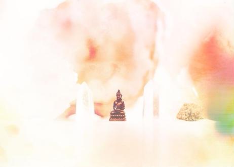 デリシャス新月瞑想会 遠隔参加