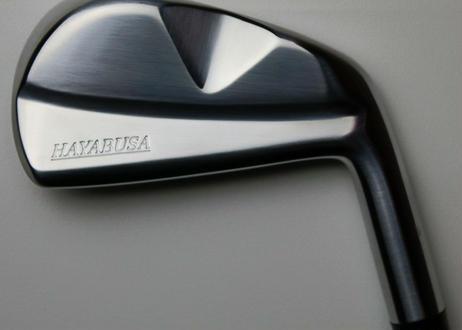 零式 HAYABUSA (ロフト12度の0番アイアン)SPEEDER EVOⅥ(ドライバー用)