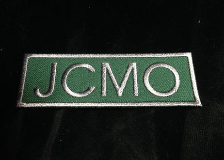 プロ支給品:JCMO公式ワッペン