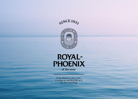 ROYAL-PHOENIX of the seas Gift set(FACE TOWEL × WASH TOWEL)