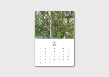 【販売終了】『真鶴カレンダー 2019 - 2020』