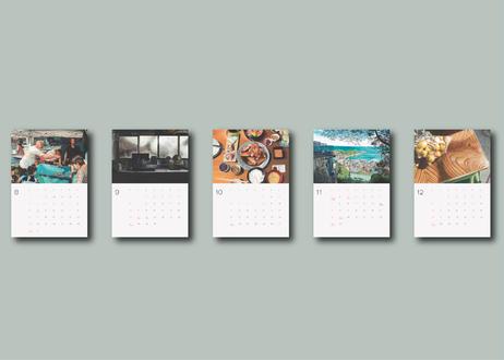 『港町カレンダー 2020/08 ― 2020/12』