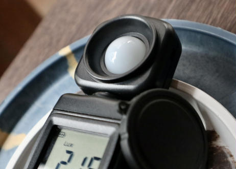 室内管理に役立つ! Intell Sensor. INSTRUMENT. 照度計