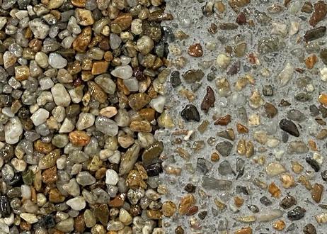 天然石樹脂舗装材 ISO-PAVE PACK-㎡ イソぺイヴ㎡パック(ダイセイ イソぺイヴ)