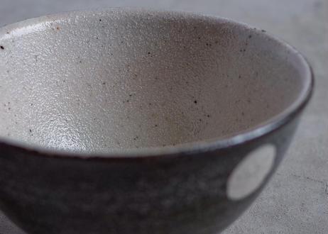 水玉 飯碗 大