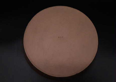 【ZIPANGU】9.5inch Round plate