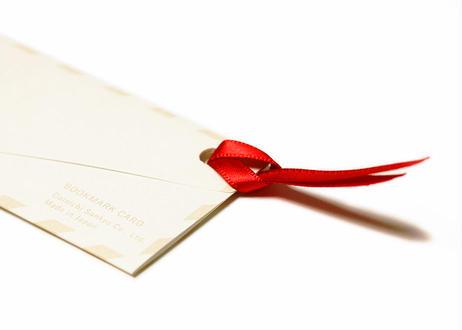 [ギフトセット]  紙の花瓶 『Flowery Tale』  Original Edition 02 + しおり型メッセージカード 『Bookmark Card』 ベージュ