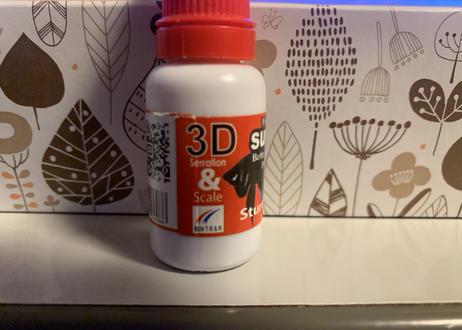 SUMA 3D    Serration&Scale  送料無料