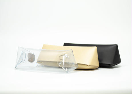 GLASSES & PEN CASE / i ro se