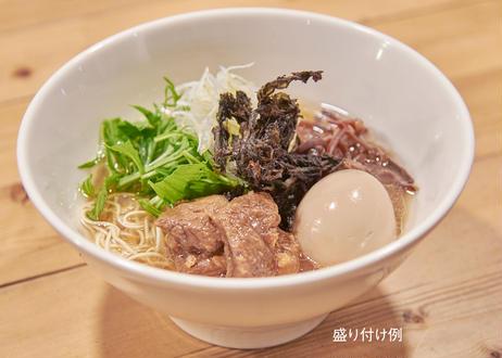 牛骨麺セット