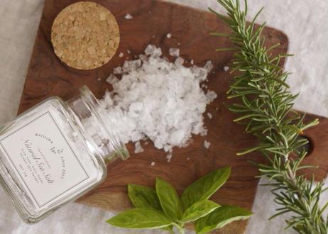 ナチュラルシーソルト(メリリマ × 新海塩産業)