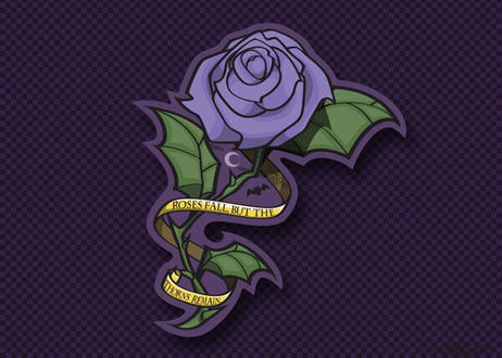バラは散るけどトゲは残る