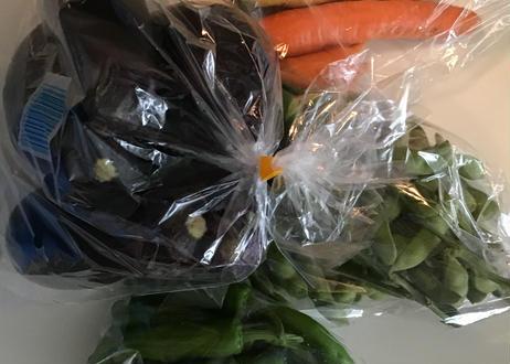 旬の地元野菜セット