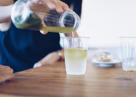 【7月24日(土)開催】美濃加茂茶舗の日本茶ワークショップ -Parlor IMOMのお菓子とともに-