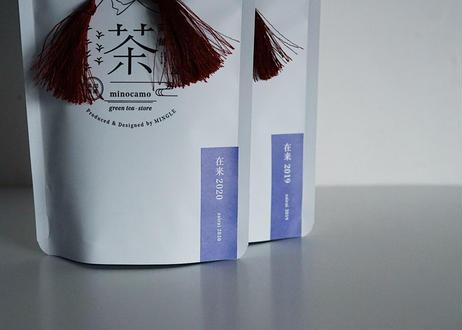 美濃加茂茶舗の定期便(1,620円)