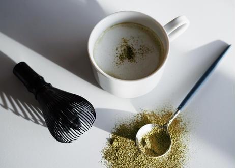 粉末和紅茶