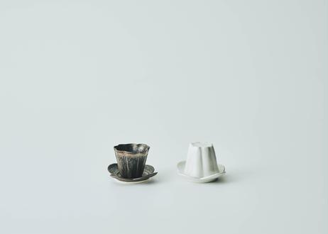 藤村佳澄 / カヌレ茶杯(ブロンズ)