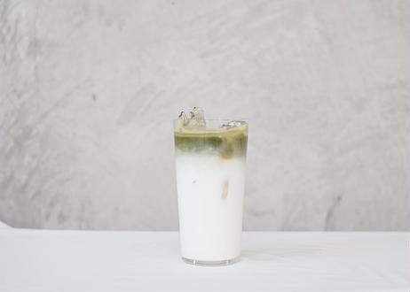 【特別価格】煎茶ラテセット(黒茶筅 + ラテ用粉末煎茶)