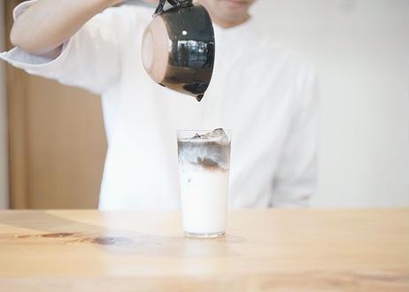 【特別価格】ラテ用粉末茶2種セット(粉末煎茶+粉末ほうじ茶)