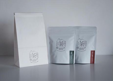 ギフト用簡易包装(1-2袋セット用サイズ/無料)