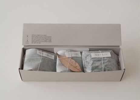 茶葉詰め合わせ3種