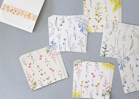 花たちの彩メモ便箋セット