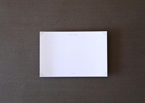 シマエナガのポストカード