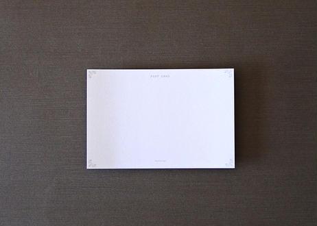 ジョウビタキのポストカード
