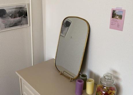 """Square Mirror  """"Big"""""""