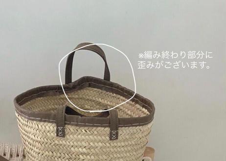 【予約販売〜4月下旬発送】MERCI❤︎Basket chocolate milk❤︎